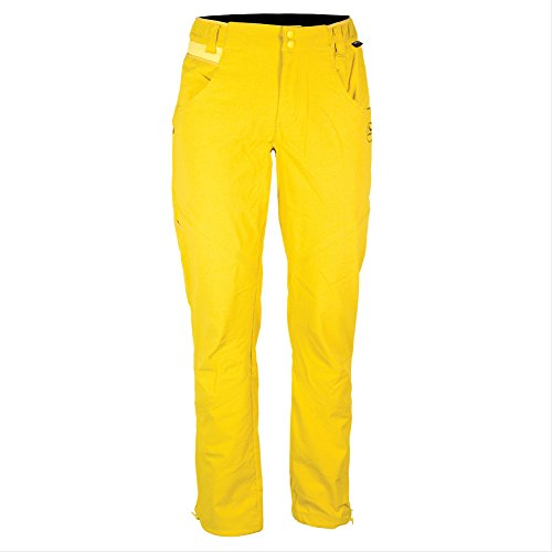 La Sportiva Men's Solution Rock Climbing Pants, Nugget,, used for sale  Delivered anywhere in USA