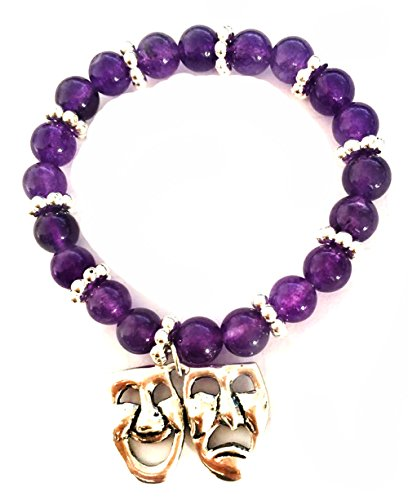 Purple Bracelet Jewelry Merchandise Gifts for Women]()