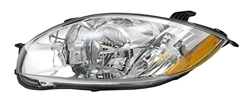 Headlight Headlamp Driver Side Left LH for 07-11 Mitsubishi Eclipse