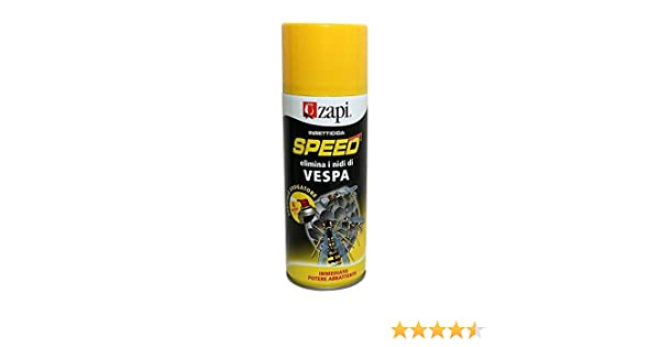 Zapi - Insecticida en spray para nidos de avispas Speed, 400 ml.: Amazon.es: Hogar