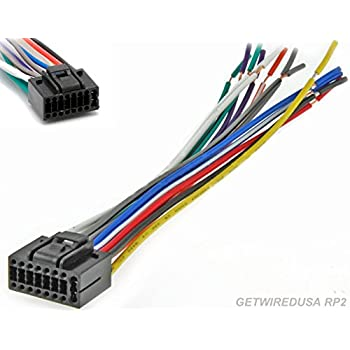 [QNCB_7524]  WW_2621] Jensen Car Stereo Wiring Harness | Ouku Wire Harness For Jensen |  | Staix Bocep Mohammedshrine Librar Wiring 101