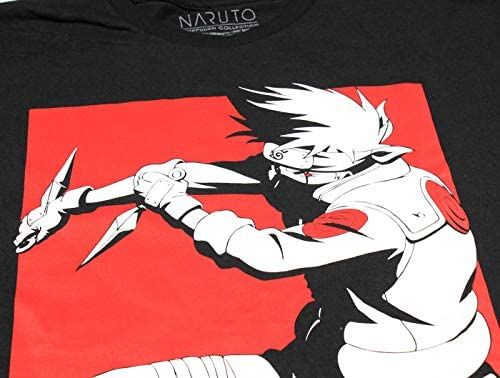 Naruto mesh shirt _image3