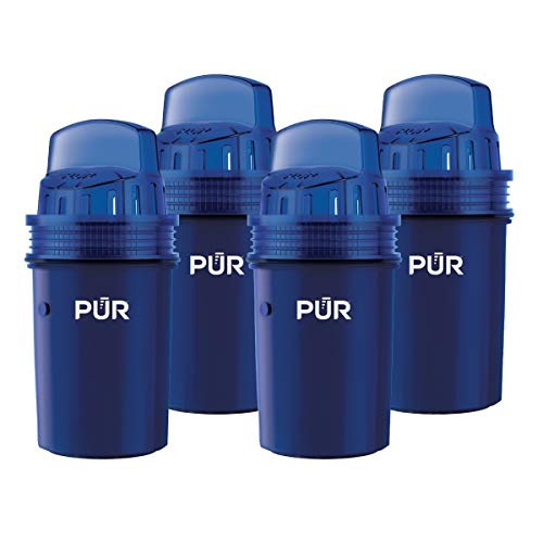 PUR Faster Basic Water Pitcher Replacement Filter (Pack of 4)
