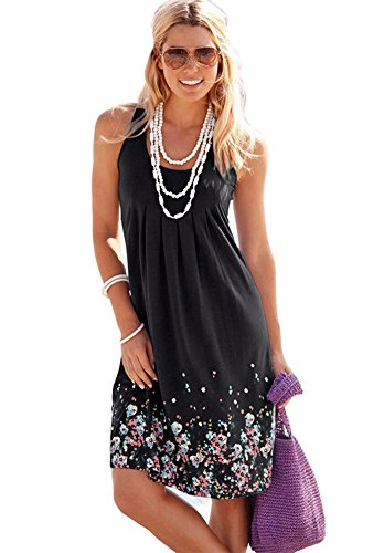 casual summer dresses for misses - 2