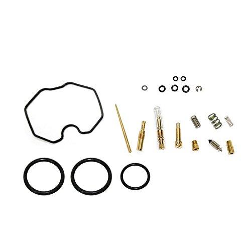 Outlaw Racing OR2756 ATV Carburetor Carb Rebuild Repair Kit TRX250D/TRX250EX -