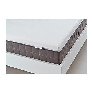 IKEA TUDDAL Matratzenauflage In Weiss 140x200cm