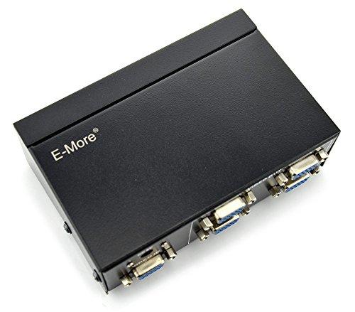 More%C2%AE Splitter Monitor Display Distributor product image