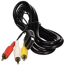 Generic AudioVideo Composite Cable for Sega Dreamcast