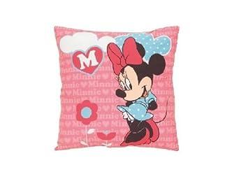 Vamos-006254-Cojín de poliéster, diseño de Minnie Mouse, 35 ...