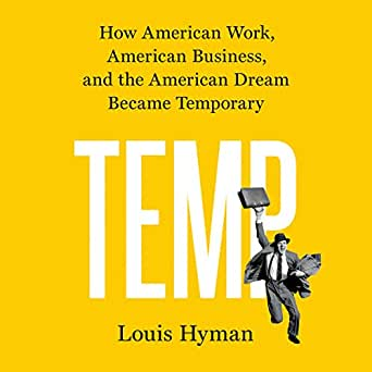 Amazon com: Temp: How American Work, American Business, and the