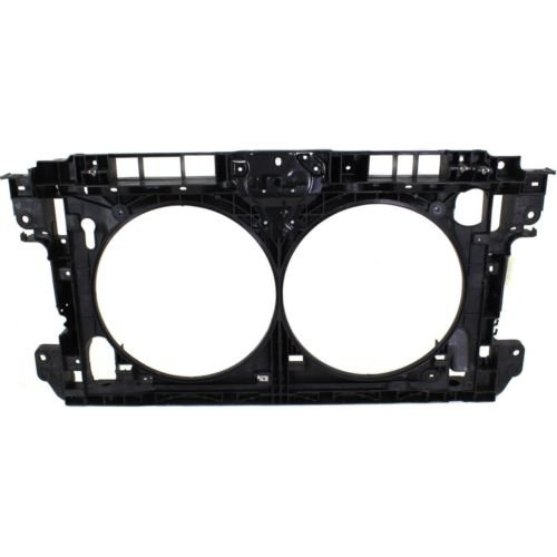 Plastic Black For Maxima 09-14 RADIATOR SUPPORT Composite