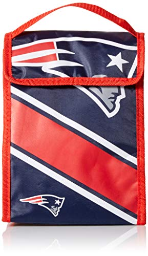 New England Patriots Convertible Lunch Cooler
