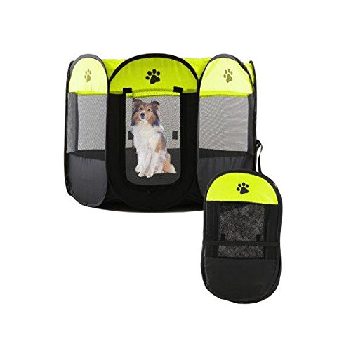 Unique Petz Portable Playpen, Medium