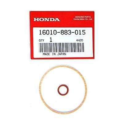 Honda 16010-883-015 Carburetor Bowl Gasket for G150, G200, G300, G400, GC135, GC160, GC190, GCV135, GCV160, GCV190, GS160, GSV190, GV150, GV200, GV400: Automotive