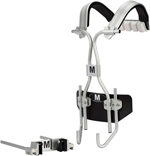Yamaha Aluminum Field-Corps Tubular Carrier for Multi-Application Bells or Xylophone
