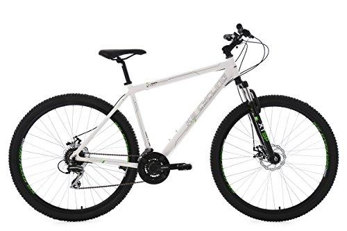 KS Cycling Herren Mountainbike Mtb Xceed RH 51 cm Fahrrad, Weiß, 29