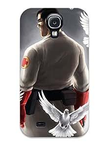 New Team Fortress 2 Tpu Case Cover, Anti-scratch VwVnbZl1217IIUdi Phone Case For Galaxy S4