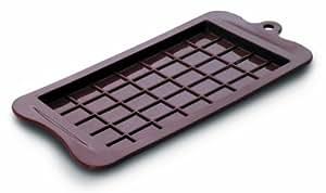 Ibili 860500 - Molde Tableta de chocolate 100% silicona