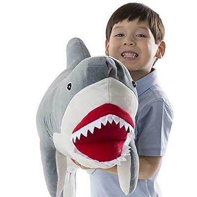 Melissa & Doug Shark: Melissa & Doug: Toys & Games