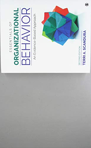 BUNDLE: Scandura: Essentials of Organizational Behavior, 2e + Scandura: Essentials of Organizational Behavior, 2e IEB