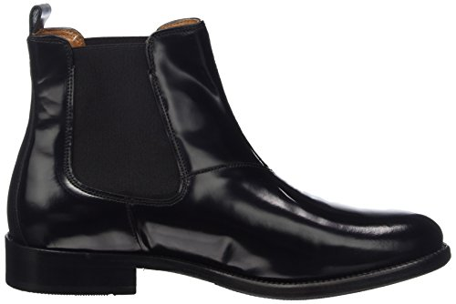 Women''s Ten Chelsea Boots Diana Points Black black FqqAH