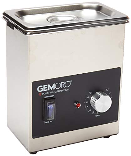 GemOro 1.5PT Next Gen Stainless Steel Ultrasonic...