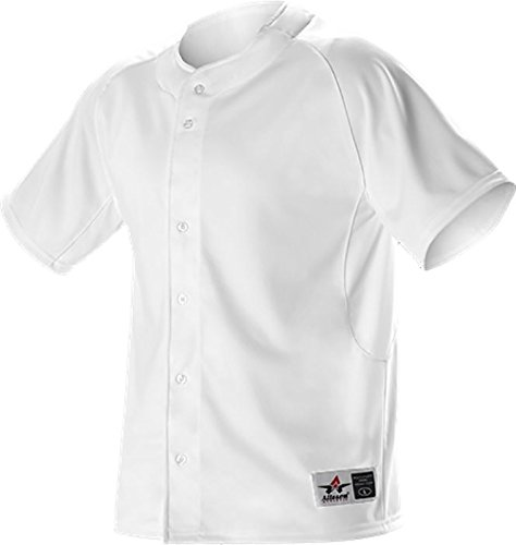 Alleson Adult Extreme Pin Dot Mesh Baseball Jersey by Alleson Athletic
