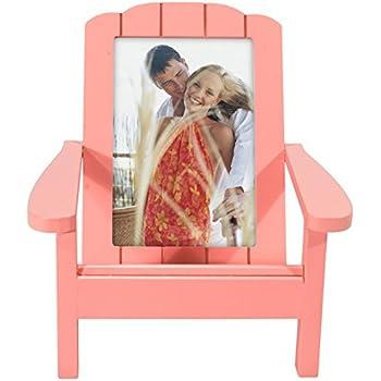 Amazon.com: Kate Aspen Beach Memories Miniature Adirondack Chair ...