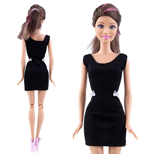 old barbie doll dresses - 6