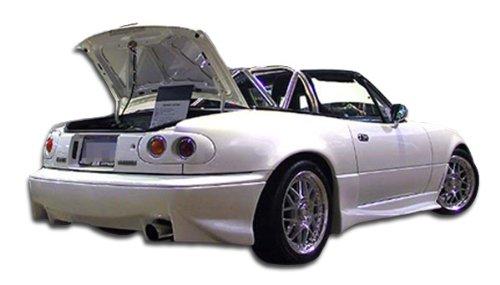 Duraflex ED-MSH-091 Vader Rear Lip Under Spoiler Air Dam - 1 Piece Body Kit - Fits Mazda Miata 1990-1997