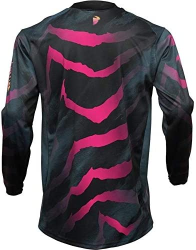 Thor Motocross Jersey Dirt Bike Motorcycle Riding Shirt Downhill Jersey Casual Sportswear