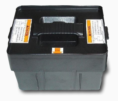 Drive Battery Box Only for Phoenix and Geo (Drive Phantom 3 Wheel Scooter)