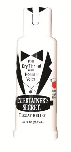 Farley's Entertainer's Secret Throat Relief Spray by Farley's