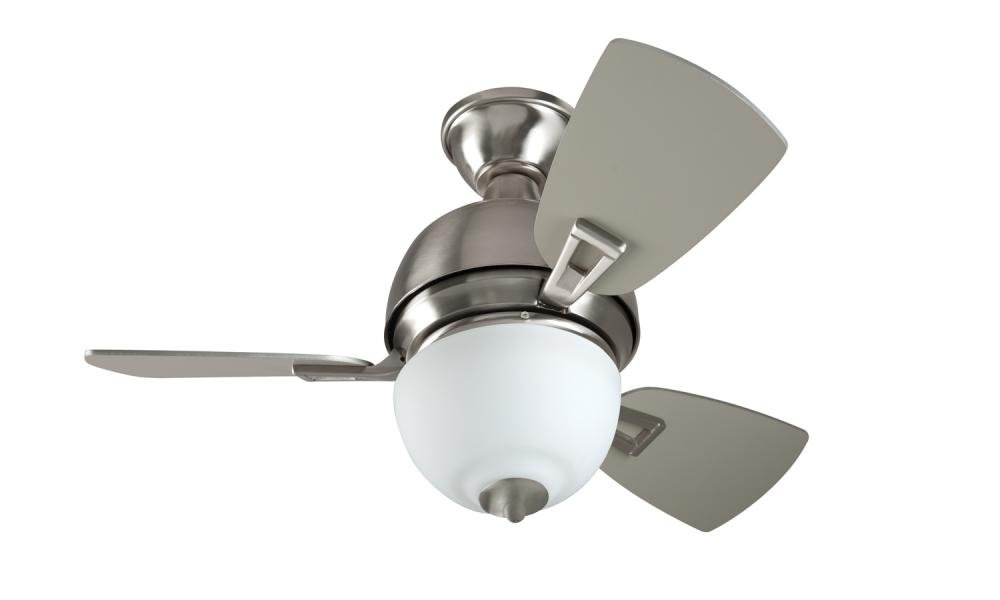 Craftmade da30ss3 dane stainless steel 30 ceiling fan with light craftmade da30ss3 dane stainless steel 30 ceiling fan with light flush mount ceiling light fixtures amazon aloadofball Choice Image