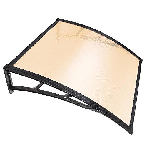 Yescom Window Protection One piece Polycarbonate