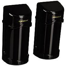 Seco-Larm Enforcer E-960-D90Q Twin Photobeam Detectors with Laser Beam Alignment, 90-Feet Range