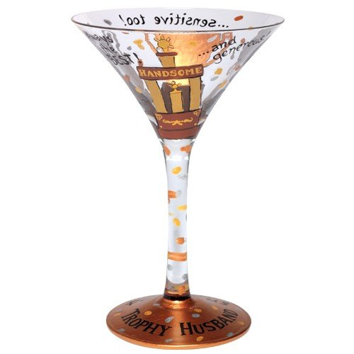 Lolita Love My Martini Glass, Trophy ()