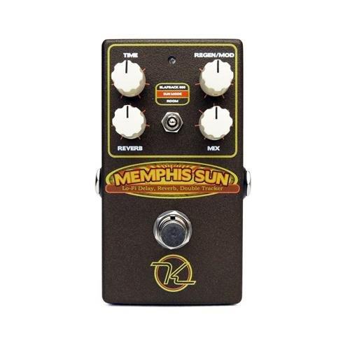Keeley Memphis Sun · Pedal guitarra eléctrica: Amazon.es: Instrumentos musicales