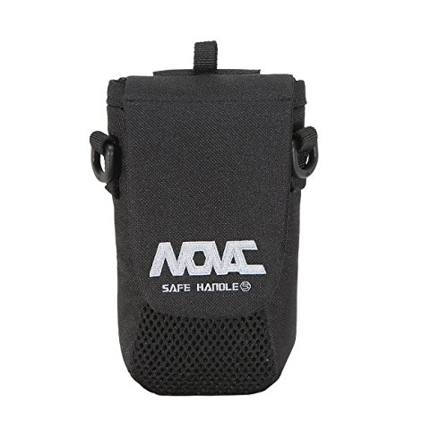 NOVAC 1600 Polymat n Span Mesh Mini Crossbody Pouch Travel Purse Cross Body Pack Smartphone Bag for Hiking (Stores In Eugene Or)