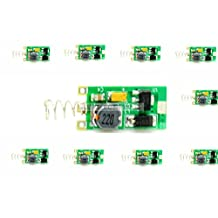 10pcs 3-5V Power Supply Driver for 5-100mw 405nm Violet/Blue Laser Diode Module