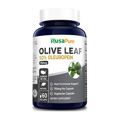 Olive Leaf Extract 750