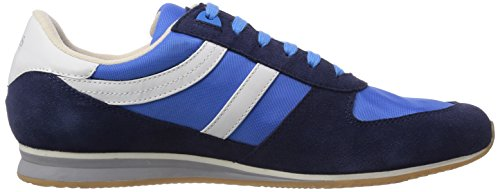 BOSS Orange Adinous 10180833 01, Low-Top Sneaker uomo, Blu (Blau (Dark Blue 401)), 39