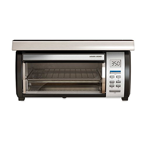 Black and Decker Spacemaker Toaster Oven (Toaster Ovens Under Cabinet compare prices)