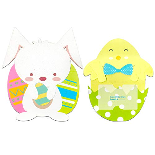 Easter Gift Card Holders ~ Deluxe 3-Dimensional