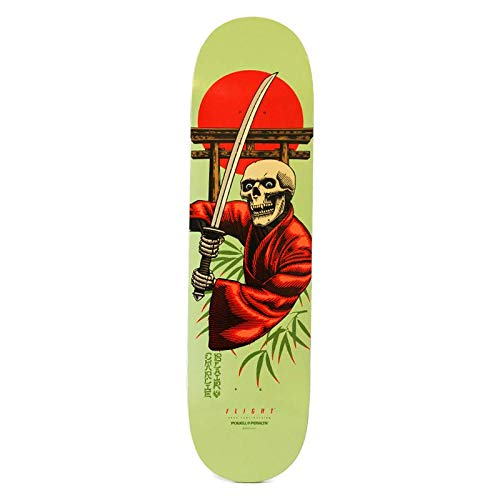"Powell-Peralta Skateboard Deck Blair Bushido Flight 243 8.25"" x 31.95"""