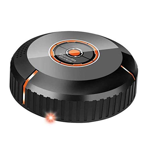 HUFCOR Robotic Vacuum Cleaner, Upgraded, Super-Thin, Auto Cleaner Robot-Pet Hair Allergies Friendly, Ideal for Home Office