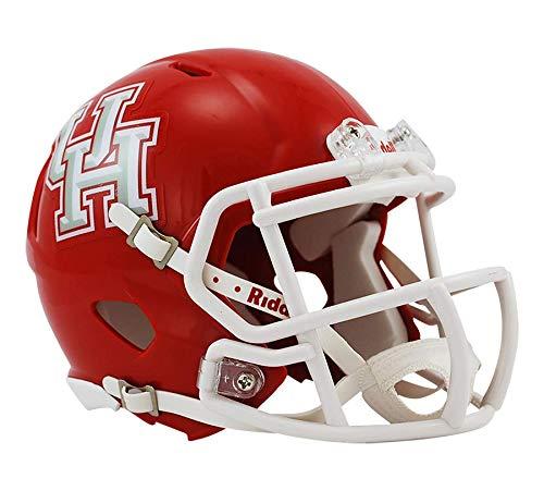 (NCAA Houston Cougars Speed Mini Helmet)