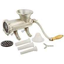 Weston #22 Manual Tinned Meat Grinder and Sausage Stuffer by Weston
