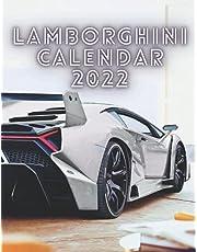Lamborghini 2022 Calendar