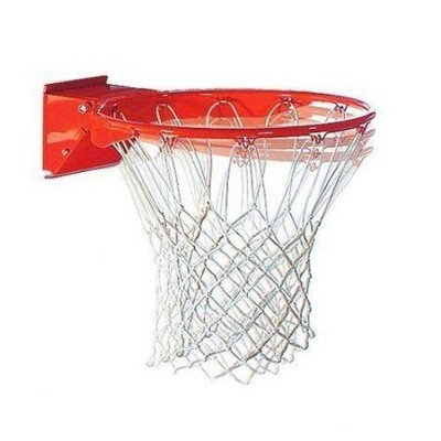 Spalding Pro Image Rim (Orange) (Breakaway Basketball)